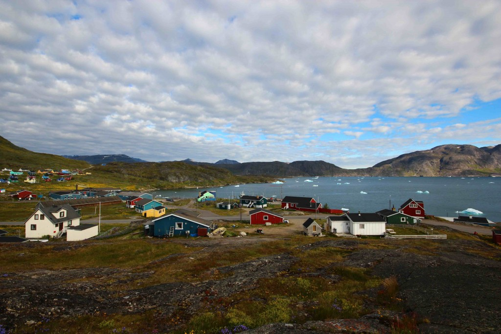 grønland-landsby