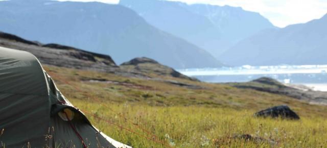 Vandring i Sydgrønland: tag med en dag i vildmarken