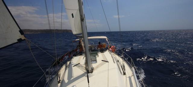 Sejlerferie rundt om Mallorca