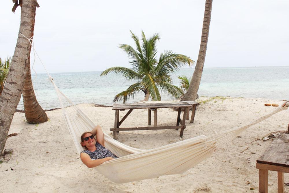 hængekøje-palmeø