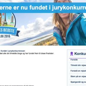 Top ti bedste danske rejseblog kåret af Travel Market