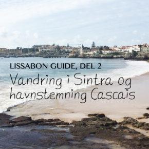 Guide til Lissabon, del 2: Vandring i Sintra og havnestemning Cascais